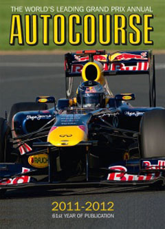 AUTOCOURSE 2011 2012 ANNUAL BRAND NEW